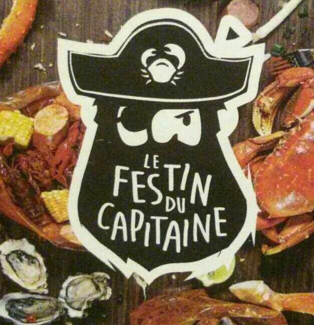 The Captain's Boil - Le Festin du Capitaine (Sainte-Catherine) - Restaurant