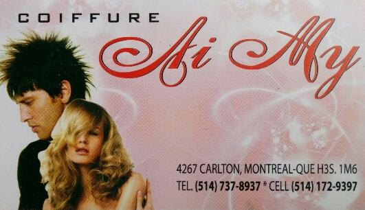 COIFFURE Ai My - Hairdresser
