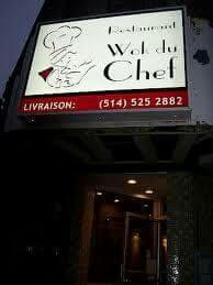 Wok du Chef - Restaurant