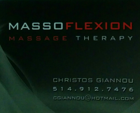 Christos Giannou - Massage Therapist
