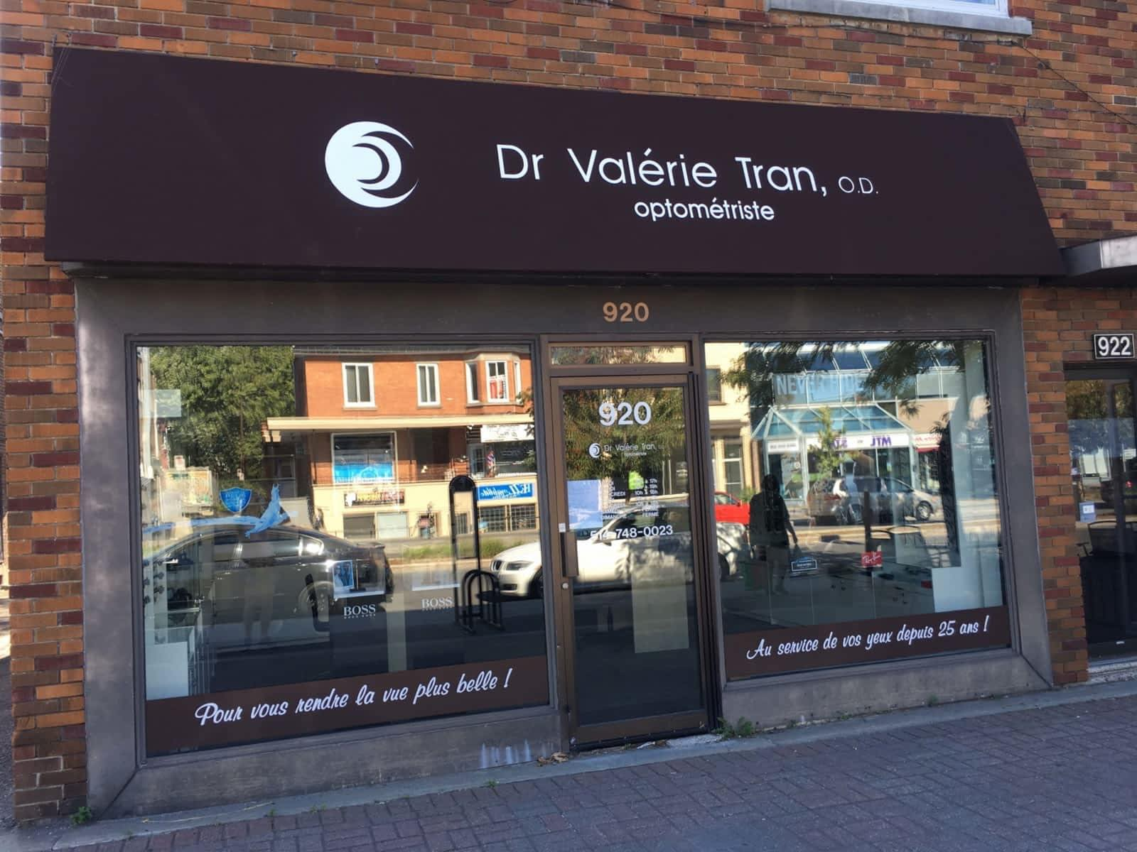 Clinique d'Optometrie Valerie Tran - Optometrist