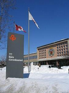 Saint-Laurent (Montréal) - Municipality