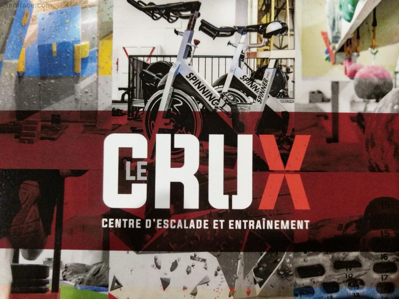 le CRUX - Sports Club