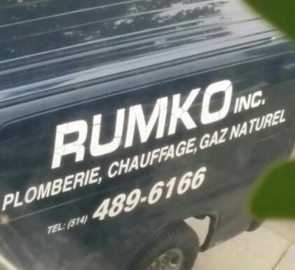 RUMKO Inc. - Plumber