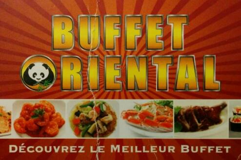 BUFFET ORIENTAL - Restaurant