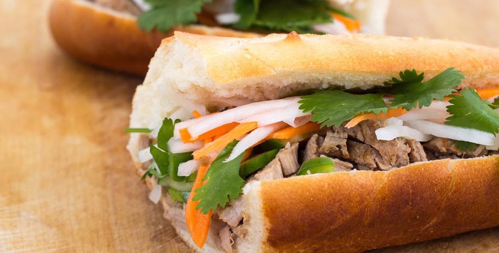 Hoang Oanh Sandwich St-Denis - Restaurant