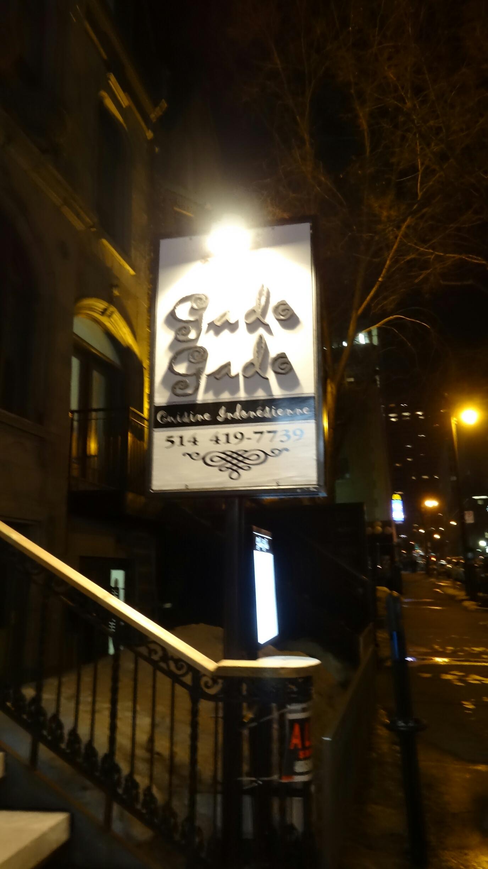Restaurant GADO GADO - Restaurant