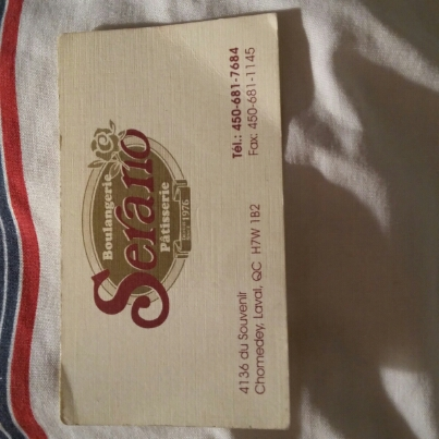 Boulangerie Serano Patisserie