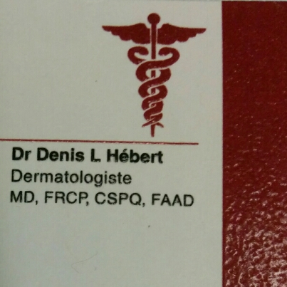 Dr Denis Hébert - Dermatologist