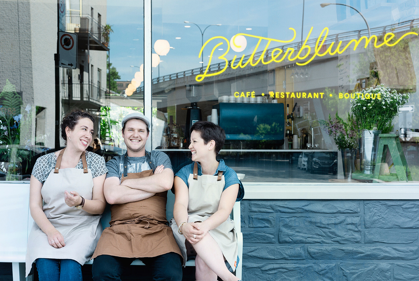 Le Butterblume - Restaurant