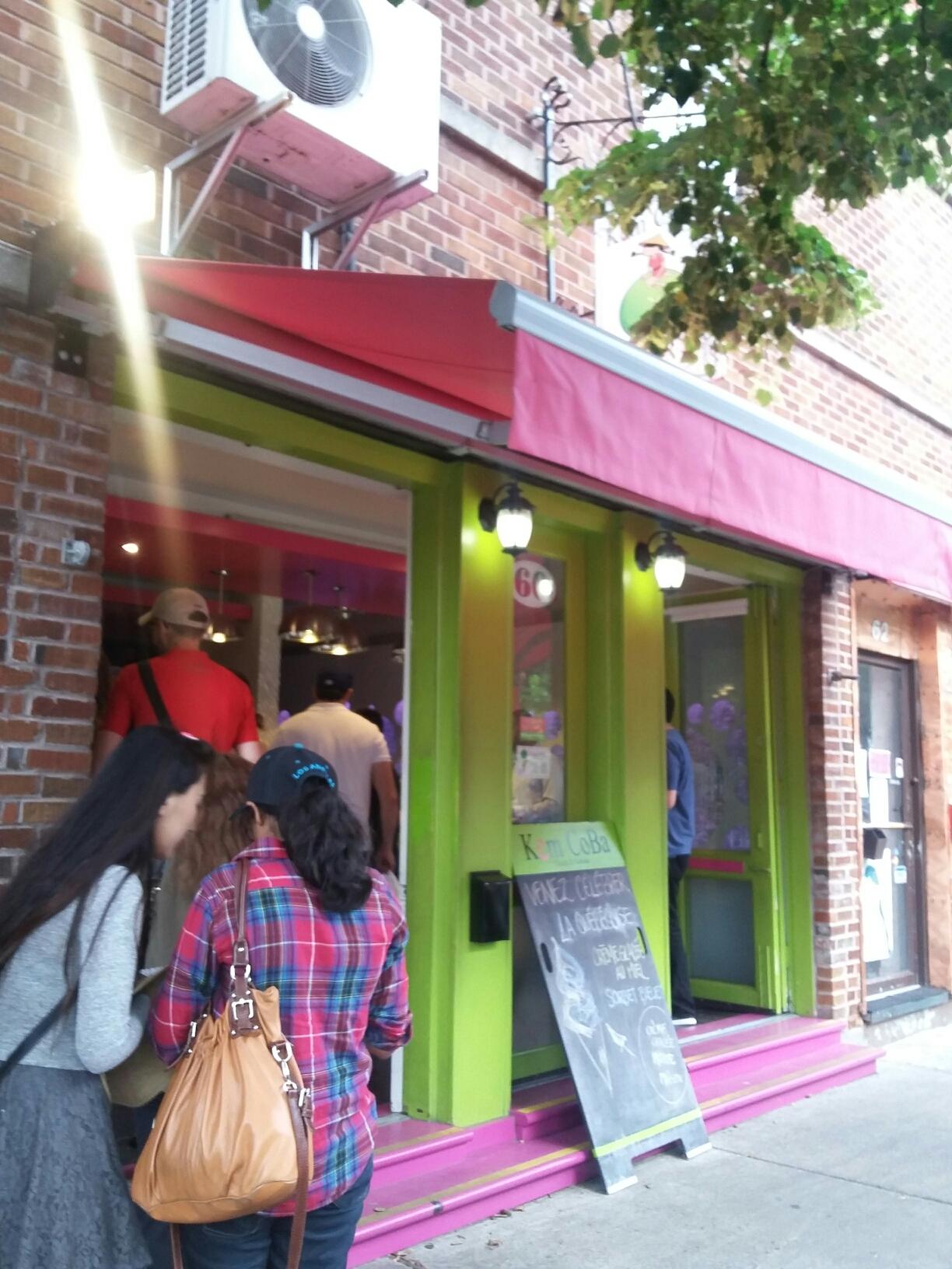 Kem CoBa - Ice Cream Shop