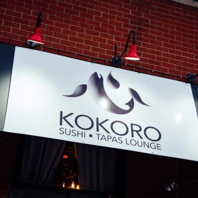 Kokoro Sushi - Restaurant