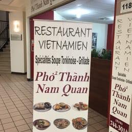 Pho Thanh Nam Quan - Restaurant
