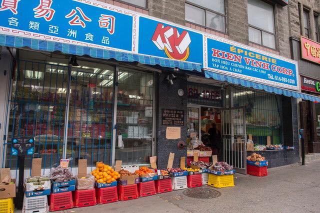 Marché Kien Vinh - Grocery