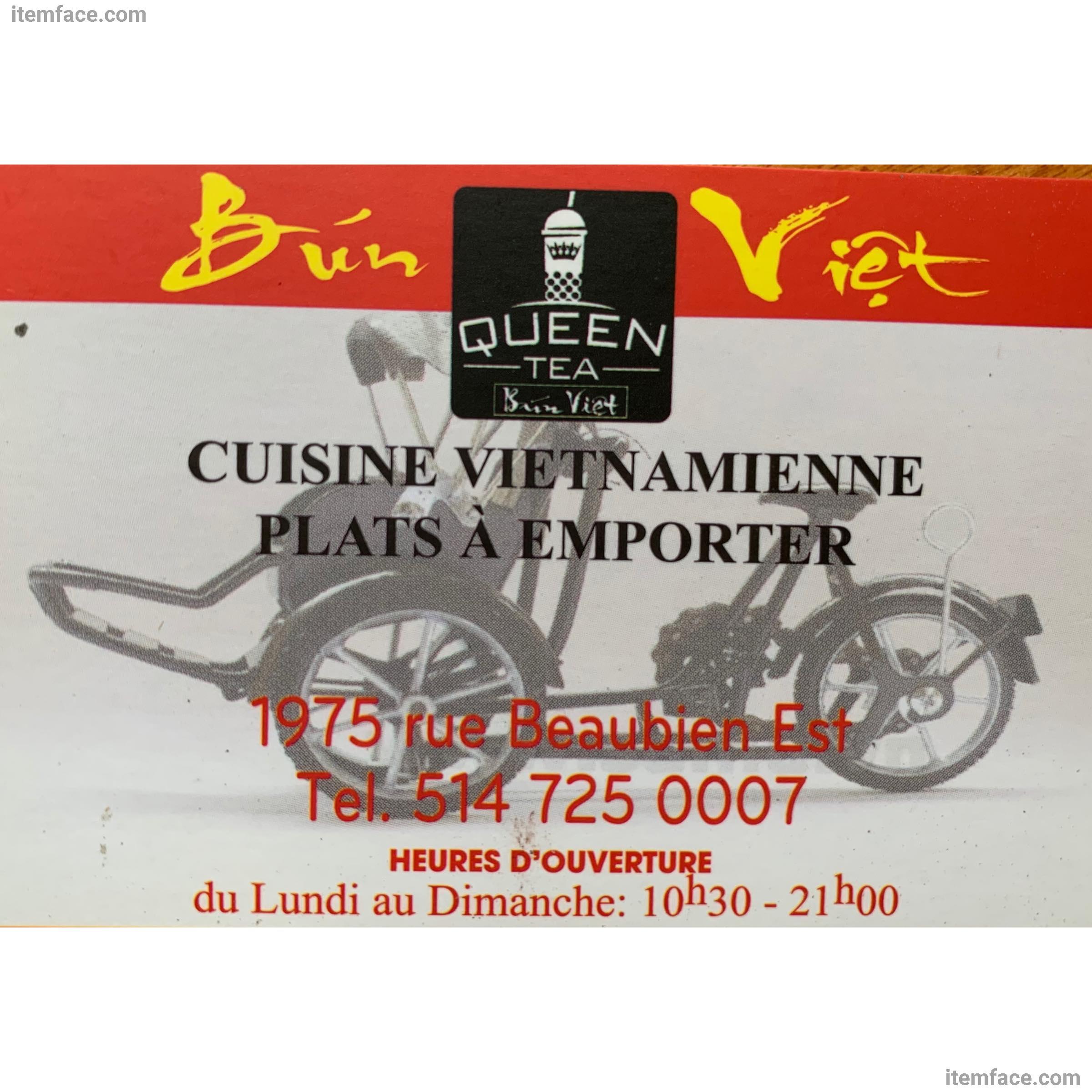 Bun Viet 2 (Beaubien) - Restaurant
